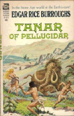 Tanar of Pellucidar (9781441061713) by Edgar Rice Burroughs