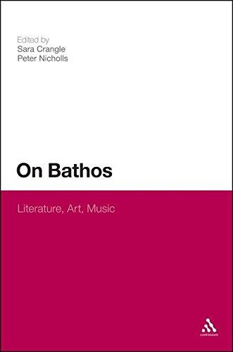 On Bathos: Crangle, Sare; Nicholls, Peter (eds)