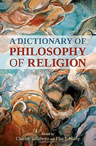 A Dictionary of Philosophy of Religion: Marty, Elsa J.