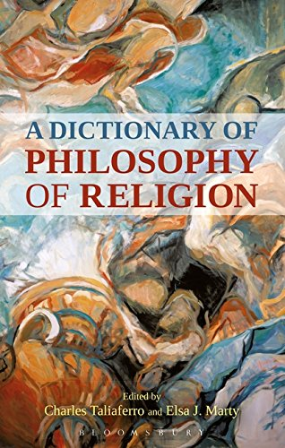 A Dictionary of Philosophy of Religion: Bloomsbury Academic