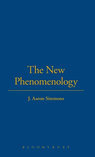 9781441117113: The New Phenomenology: A Philosophical Introduction