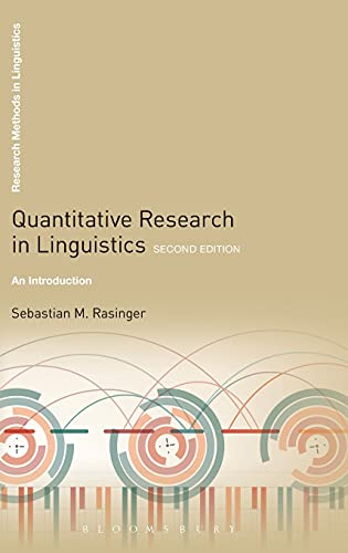 9781441117229: Quantitative Research in Linguistics: An Introduction (Research Methods in Linguistics)