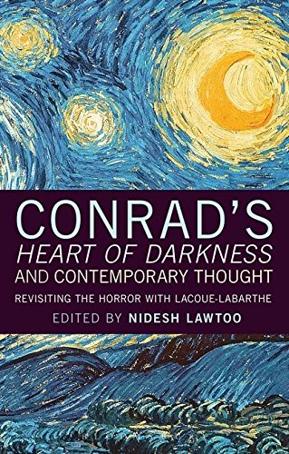 9781441124616: Conrad's 'Heart of Darkness' and Contemporary Thought: Revisiting the Horror with Lacoue-Labarthe