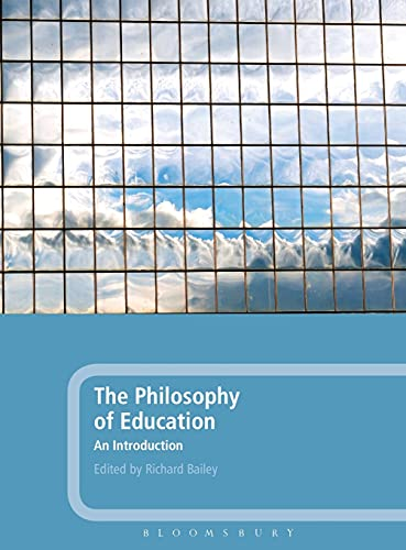 9781441126856: The Philosophy of Education: An Introduction