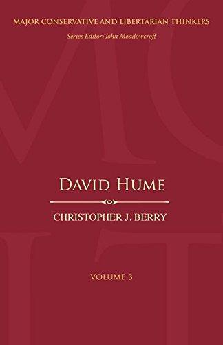 9781441131232: David Hume (Major Conservative and Libertarian Thinkers)