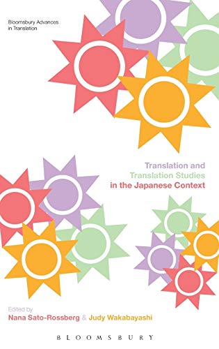 9781441139825: Translation and Translation Studies in the Japanese Context (Bloomsbury Advances in Translation)