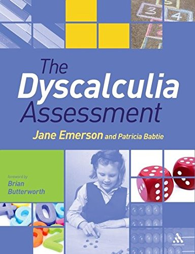 9781441140852: The Dyscalculia Assessment