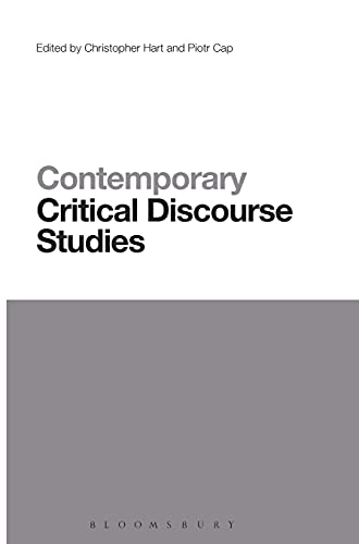 9781441141637: Contemporary Critical Discourse Studies (Contemporary Studies in Linguistics)