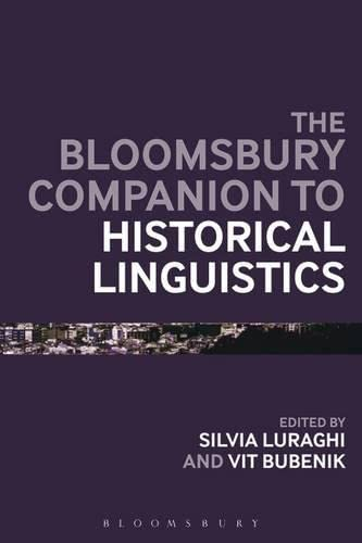 9781441144652: The Continuum Companion to Historical Linguistics (Bloomsbury Companions)