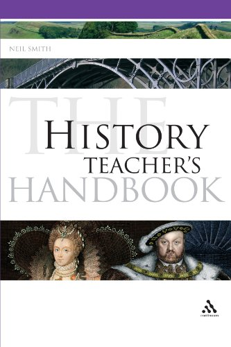 9781441145345: History Teacher's Handbook (Continuum Education Handbooks)