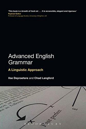 9781441149312: Advanced English Grammar: A Linguistic Approach