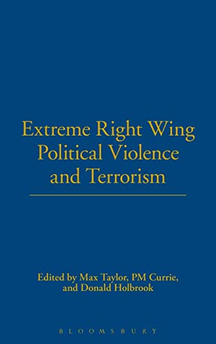 9781441150127: Extreme Right Wing Political Violence and Terrorism (New Directions in Terrorism Studies)
