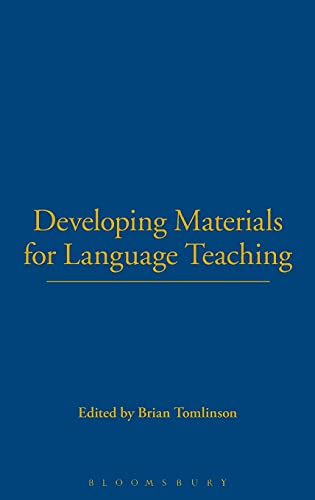 9781441151889: Developing Materials for Language Teaching