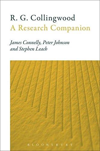 9781441154125: R. G. Collingwood: A Research Companion