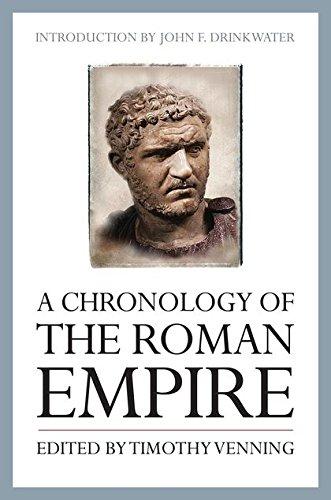 9781441154781: A Chronology of the Roman Empire