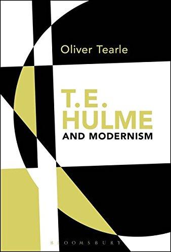 9781441156655: T.E. Hulme and Modernism