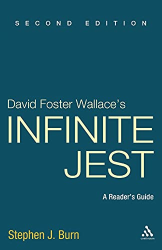 9781441157072: David Foster Wallace's Infinite Jest (Readers Guide)