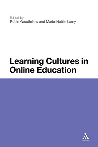 9781441158680: Learning Cultures in Online Education