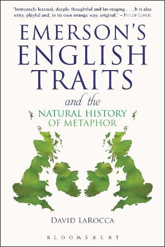 9781441161406: Emerson's English Traits and the Natural History of Metaphor