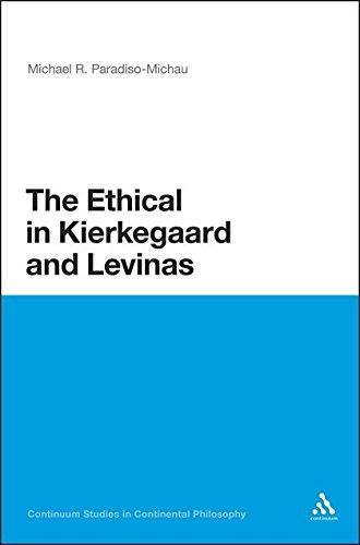 9781441163882: Ethical in Kierkegaard & Levinas (Bloomsbury Studies in Continen)