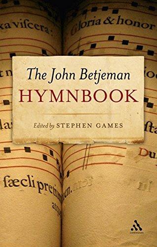 The John Betjeman Hymnbook: Stephen Games, John