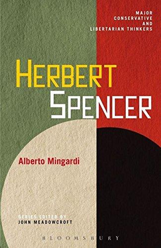 9781441164995: Herbert Spencer (Major Conservative and Libertarian Thinkers)