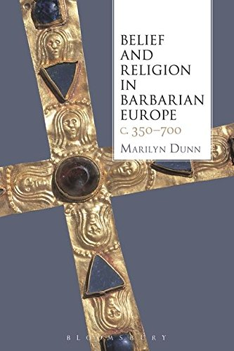 9781441165329: Belief and Religion in Barbarian Europe c. 350-700