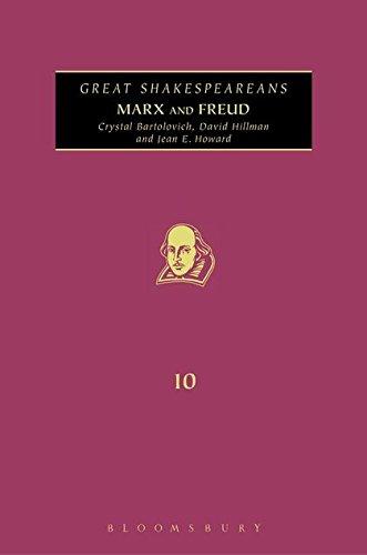 Marx and Freud: Great Shakespeareans: Volume X (1441166645) by Bartolovich, Crystal; Hillman, David; Howard, Jean E.