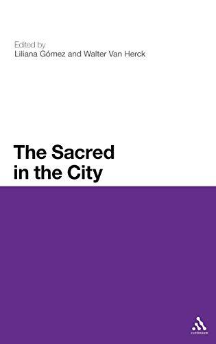 The Sacred in the City: Van Herck, Walter;