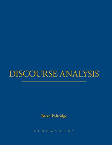 9781441173737: Discourse Analysis: An Introduction (Bloomsbury Discourse)