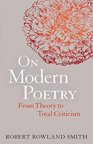 9781441174222: On Modern Poetry