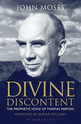 9781441180629: Divine Discontent: The Prophetic Voice of Thomas Merton
