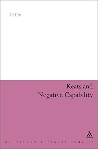 9781441187901: Keats and Negative Capability (Continuum Literary Studies)