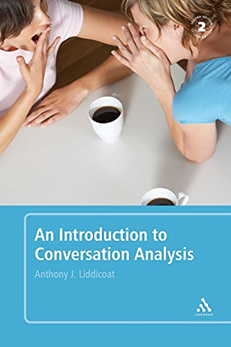 9781441189349: An Introduction to Conversation Analysis 2e: Second Edition