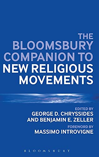9781441190055: The Bloomsbury Companion to New Religious Movements (Bloomsbury Companions)