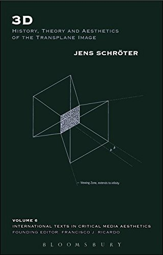 9781441194084: 3D: History, Theory and Aesthetics of the Transplane Image (International Texts in Critical Media Aesthetics)