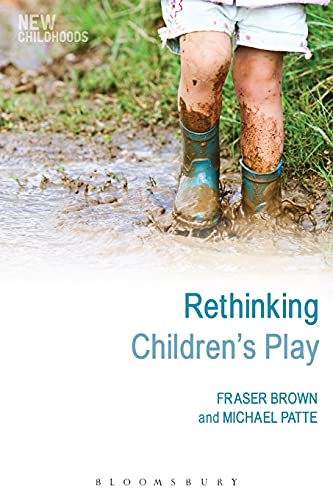 9781441194695: Rethinking Children's Play (New Childhoods)