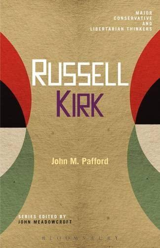 Russell Kirk: John M Pafford