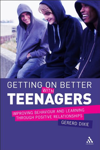 9781441198471: Getting on Better With Teenagers