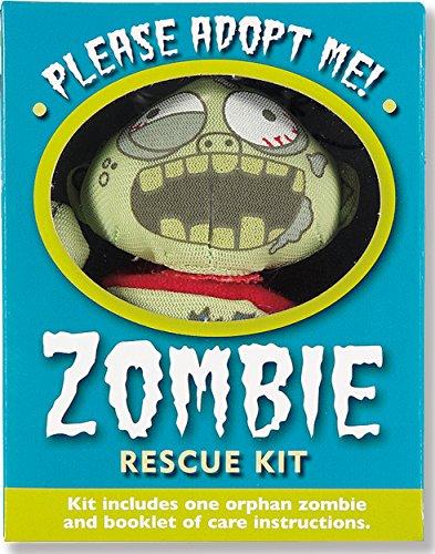 Zombie Rescue Kit: Peter Pauper Press