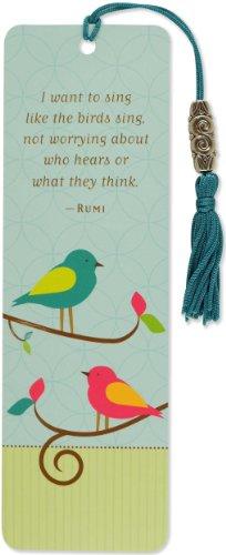 9781441303912: Bird Song Beaded Bookmark