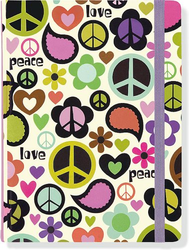 9781441304100: Peace Out Journal (Diary, Notebook) (Journals)