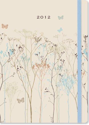 9781441304179: 2012 Butterflies Compact Engagement Calendar (Weekly Planner)
