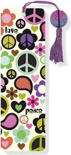9781441304629: Peace Out Beaded Bookmark