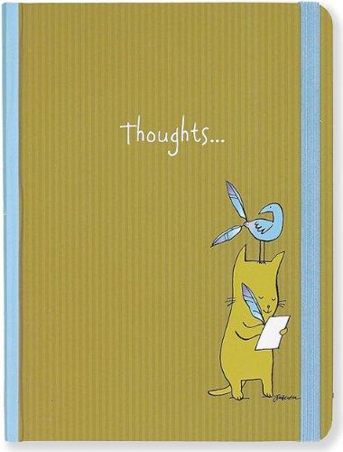9781441305916: Cat de Plume Journal (Diary, Notebook)