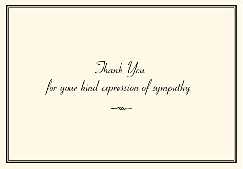9781441306289: Sympathy Thank You Notes (Stationery, Note Cards)