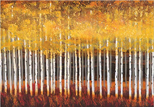 9781441306319: Golden Aspens Note Cards (Stationery, Boxed Cards)