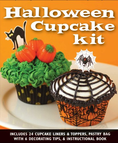 9781441306388: Halloween Cupcake Kit