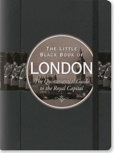 9781441306821: The Little Black Book of London, 2012 Edition (Little Black Books (Peter Pauper Hardcover))
