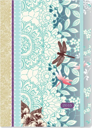 9781441307859: 2013 Dragonfly 16-month Weekly Planner (Engagement Calendar)